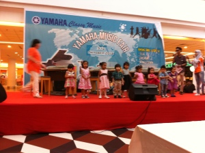 On Stage!