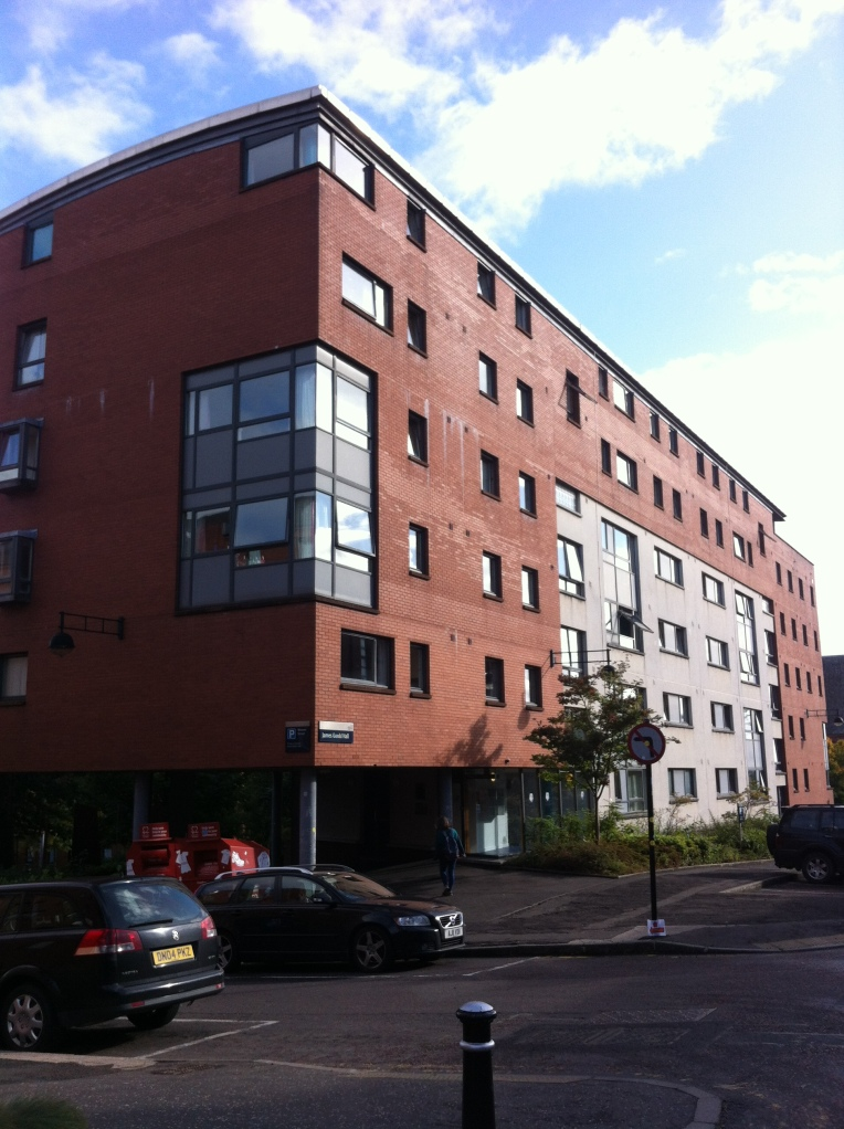 One of student accommodation in campus
